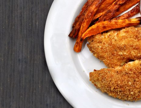 Baked Ranch Chicken Tenders
