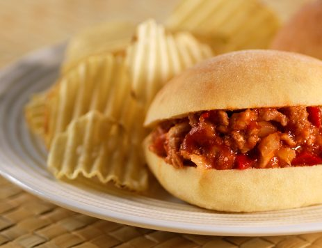 Hawaiian Sloppy Joe Sandwiches