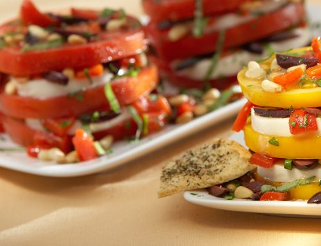 Stacked Salad