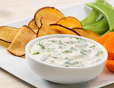 White Bean and Spinach Dip