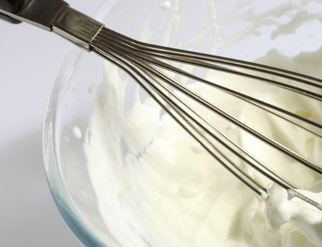How to Make Whipped Cream From Scratch