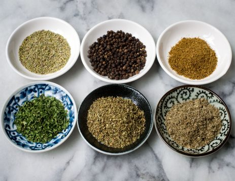 6 Spice Rack Staples Every Kitchen Should Have