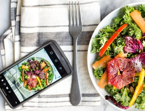 How to Take Better Food Photography