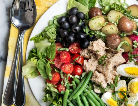 French (Niçoise) Salad