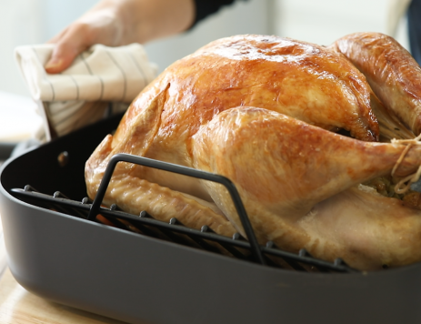 A Beginner's Guide to Cooking Thanksgiving Turkey