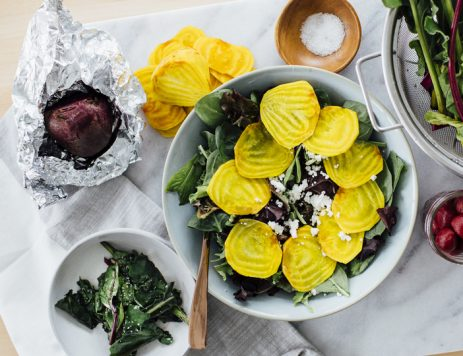 GIF Tutorial: How to Prepare & Cook Beets