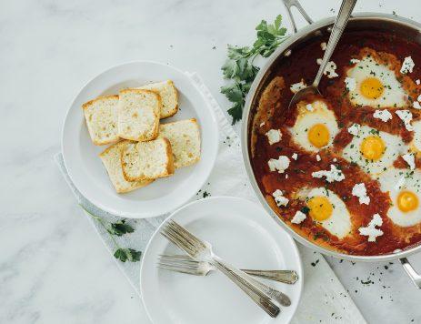 Egg & Tomato Shakshuka