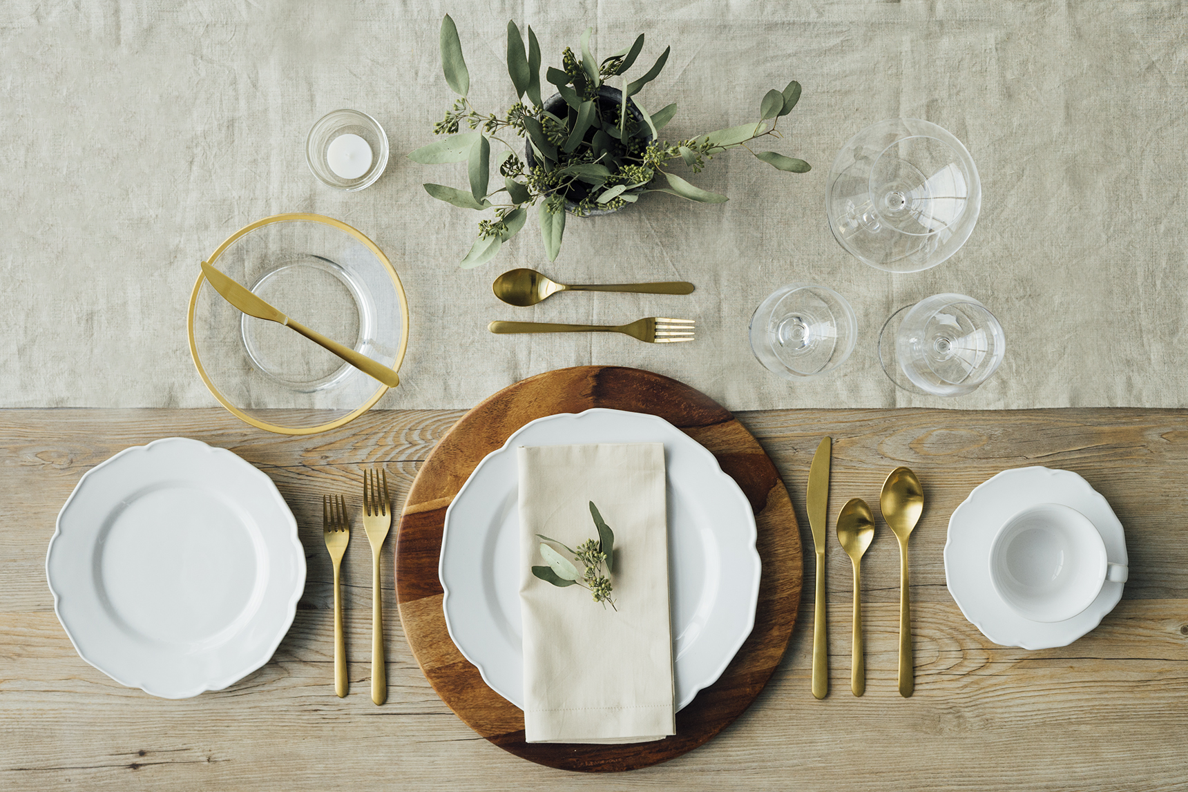5 Table Settings Every Host Should Know What S For Dinner