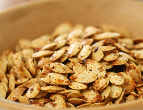 How to Roast Pumpkin Seeds with Different Seasonings